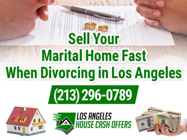 los angeles divorce