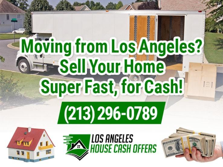 los angeles moving